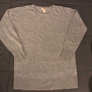 Marbled Gray Sweater